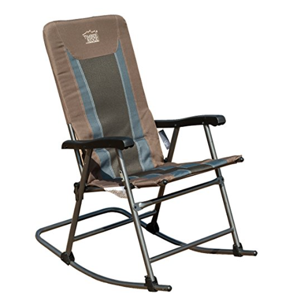 Timber Ridge Folding Rocking Chair