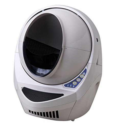 Litter-Robot 3 Open Air Self Cleaning Litter Box