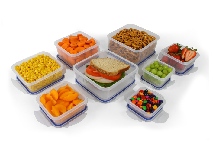 Popit! Plastic Storage Containers