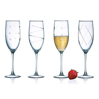 Arc International Soho Champagne Flutes