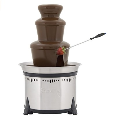 Sephra Classic Home Chocolate Fondue Fountain – Available in 2 Sizes