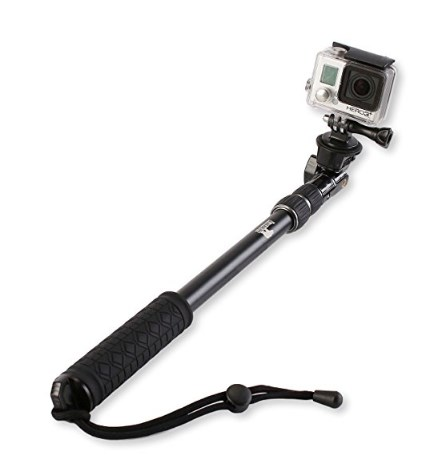 The Alaska Life The ThrillPro Selfie Stick