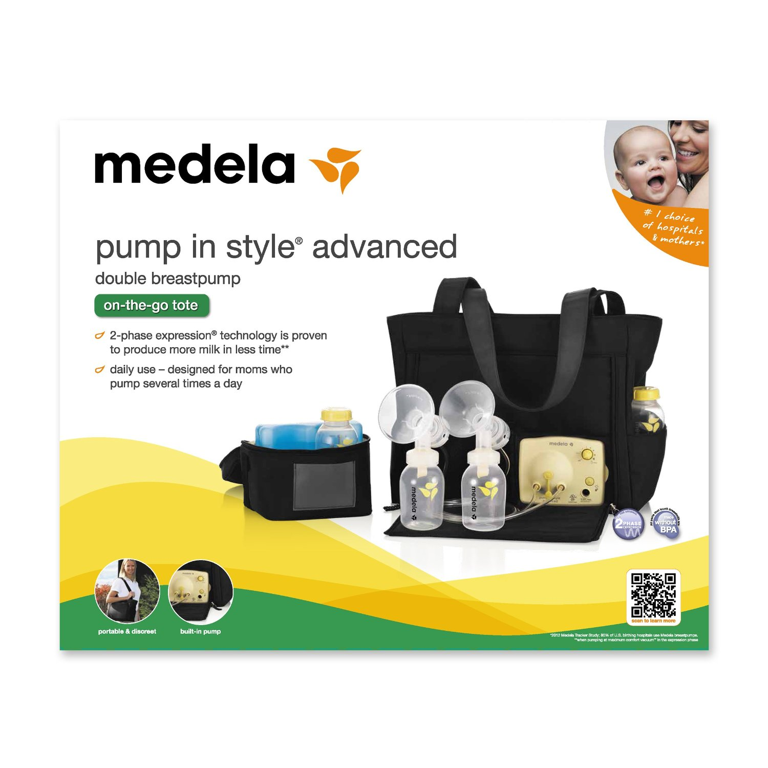 Medela Pump In Style® Advanced Breast Pump