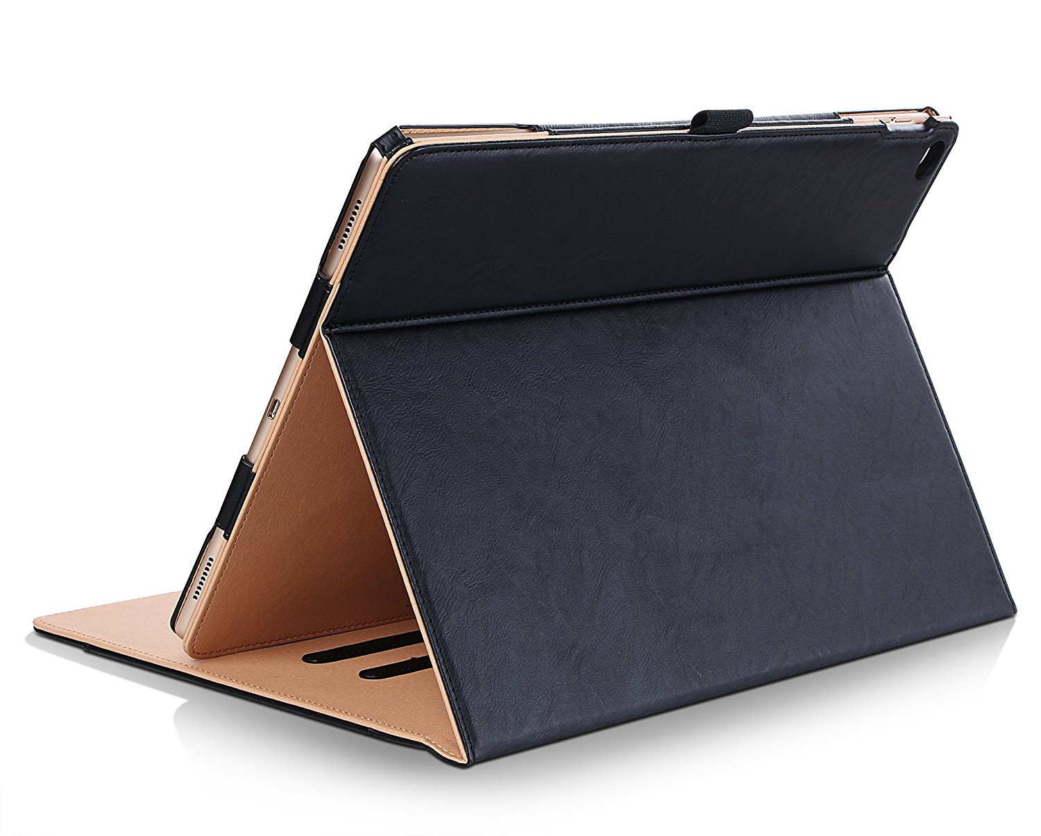 ProCase Leather Stand Folio Case Cover for 2015 Apple iPad Pro