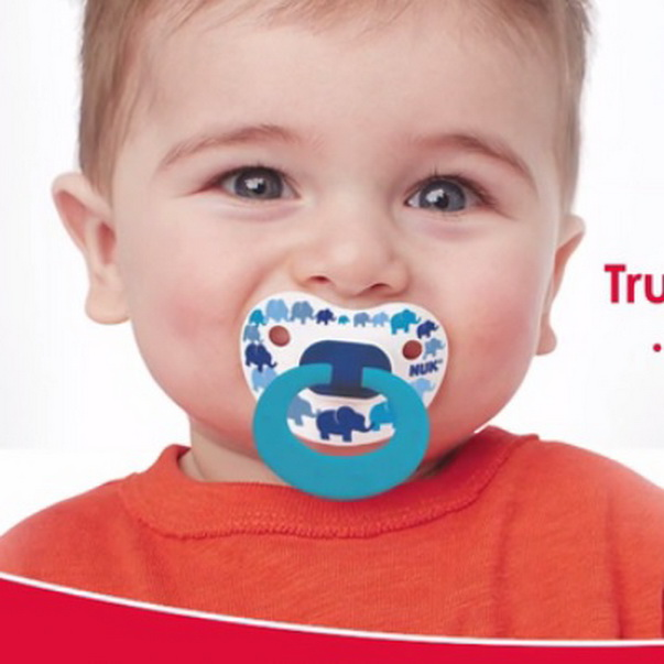 NUK® Juicy Orthodontic Baby Pacifier
