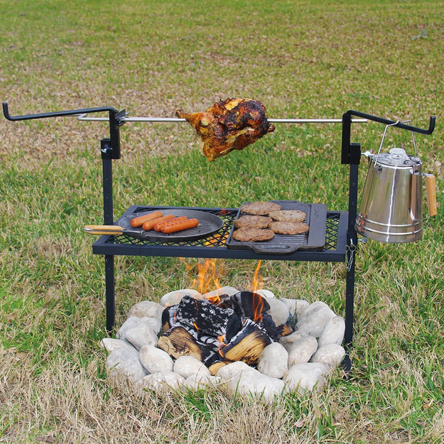 Texsport Rotisserie Grill and Spit