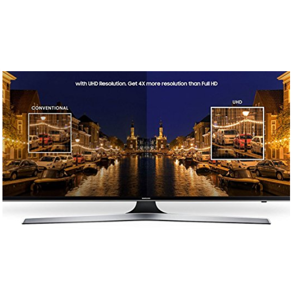 Samsung Curved 4K Ultra HD Smart LED TV