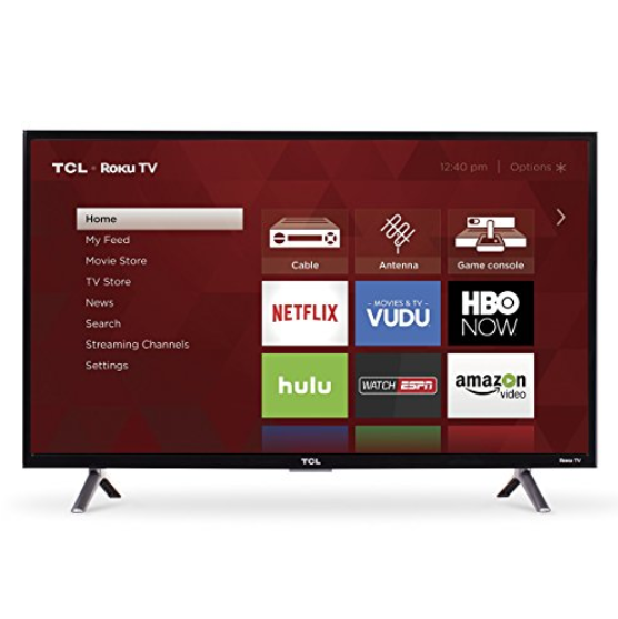 TCL 720p Roku Smart LED TV