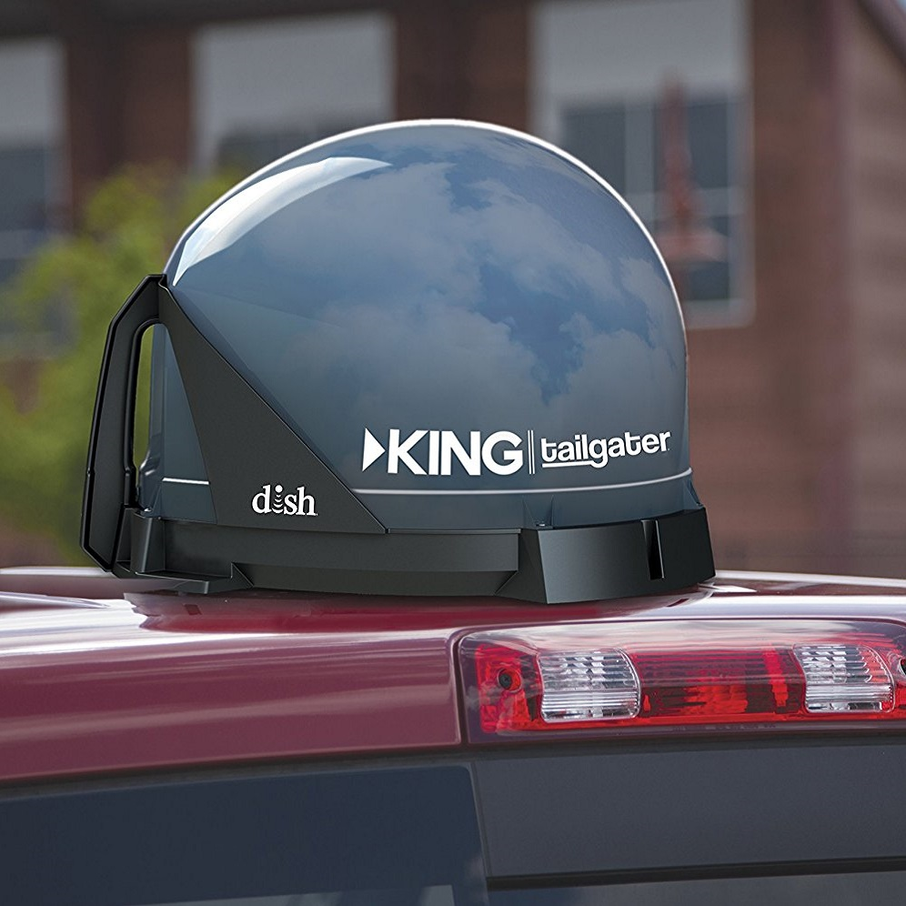 KING Tailgater for DISH Bundle