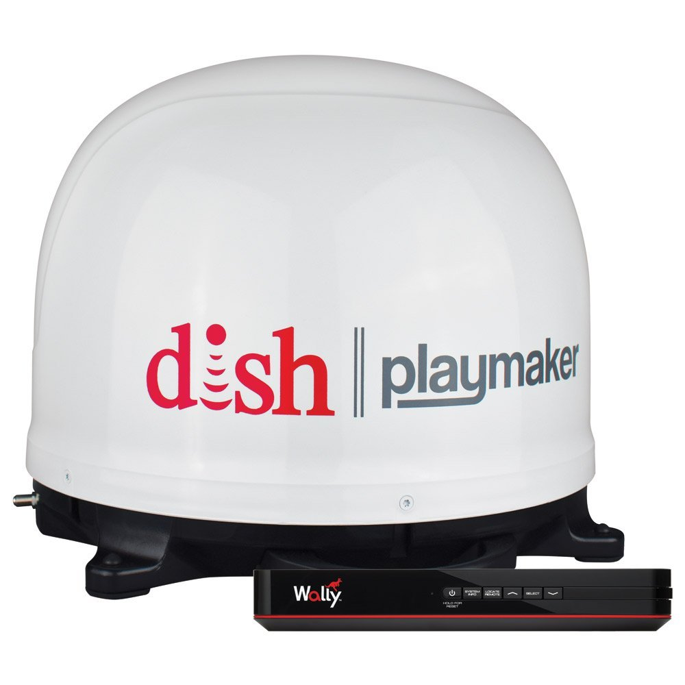 Winegard DISH Playmaker & DISH Wally HD Receiver Bundle