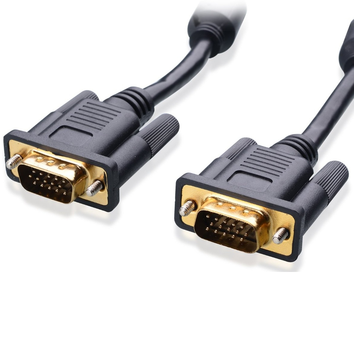 Cable Matters Gold Plated VGA Monitor Video Cable