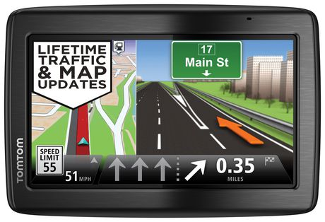 TomTom VIA 1535TM GPS Navigation System