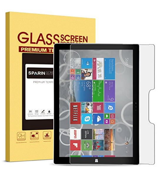 Sparin HD Tablet Screen Protector