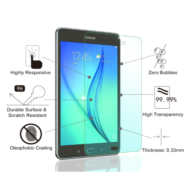 amFilm Tempered Glass Screen Protector