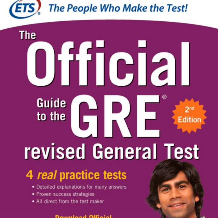 ETS Official Guide to the GRE® Revised General Test