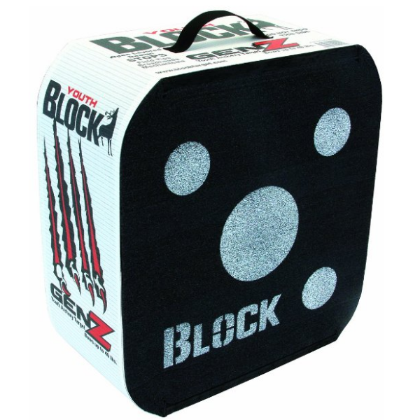 Field Logic Block Genz Youth Archery Target