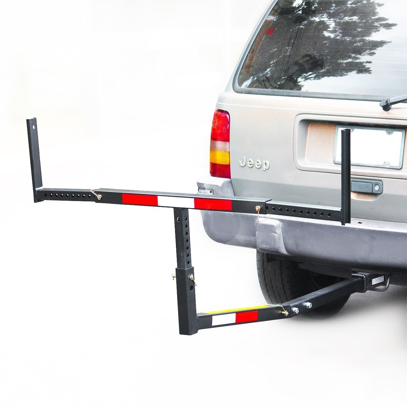 Ego Pick Up Truck Bed Hitch Extender Extension Rack