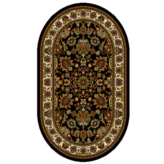 Home Dynamix Royalty Oval Rug