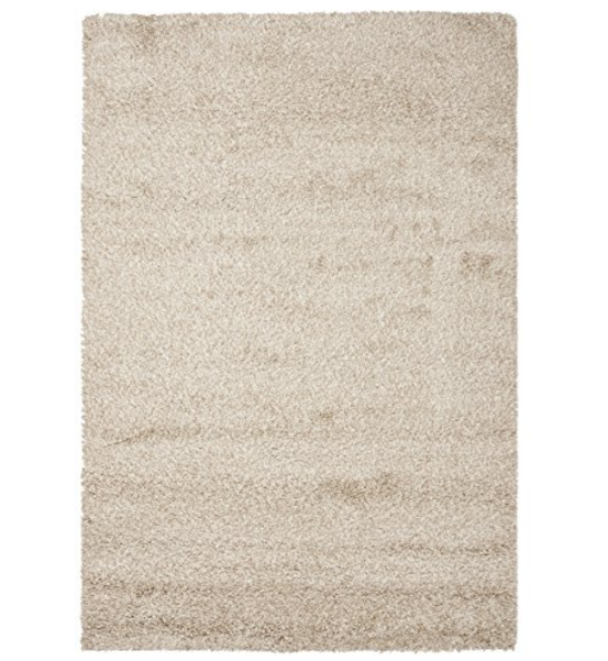 Safavieh The California Collection West Coast Style Shag Area Rug – Available in 17 Colors & 25 Sizes