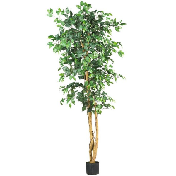 Nearly Natural Ficus Silk Tree