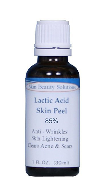 Skin Beauty Solutions Lactic Acid Skin Peel