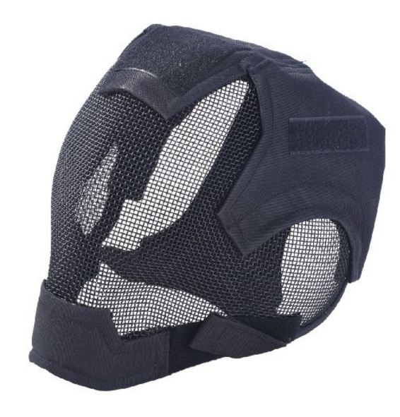 Coxeer Mesh Full Face Airsoft Mask