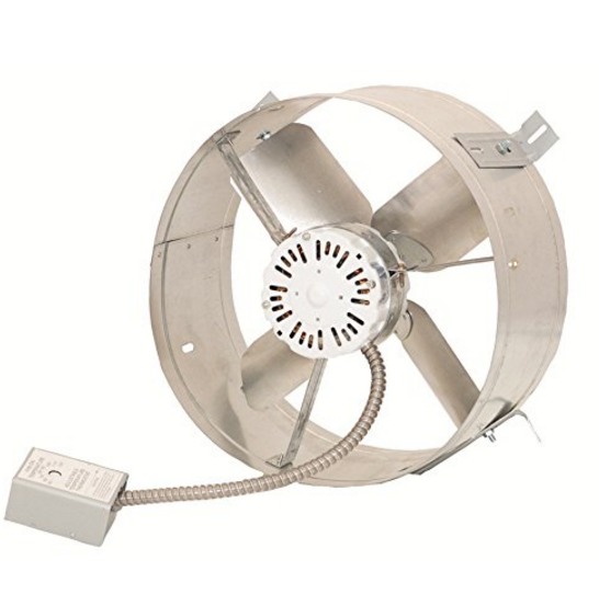 Cool Attic Power Gable Ventilator Fan