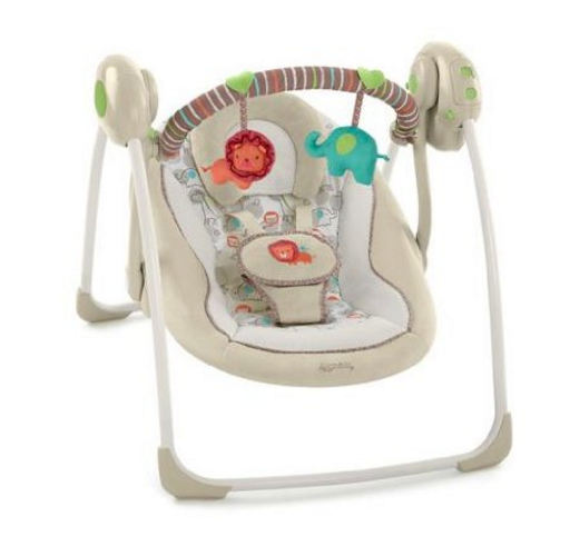 Comfort and Harmony Portable Swing