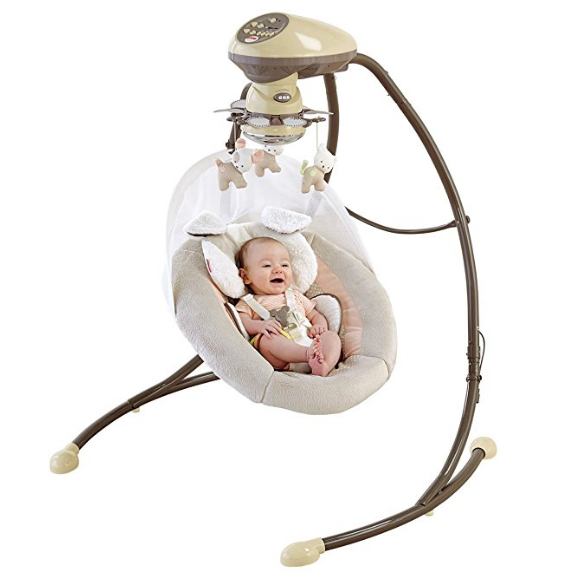 Fisher-Price Snugapuppy™ Swing