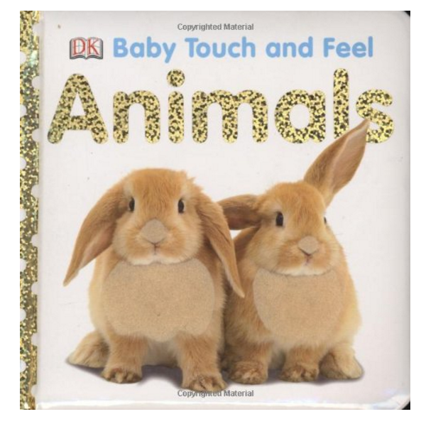 DK Publishing Baby Touch and Feel Books