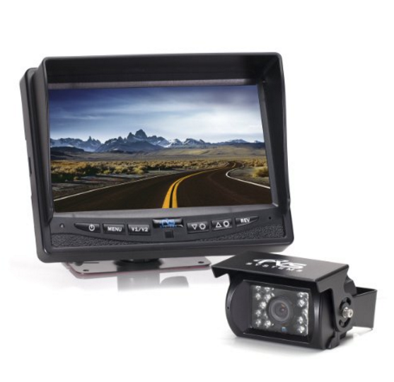 Rear View Safety Backup Camera System