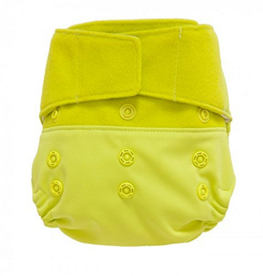 GroVia Hybrid Cloth Diaper- Hook and Loop - One Size – Available in 16 Colors