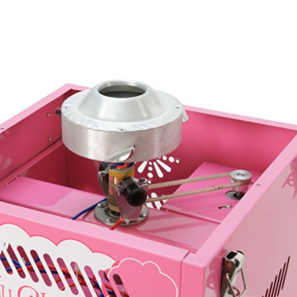 Funtime Cotton Candy Machine & Cart