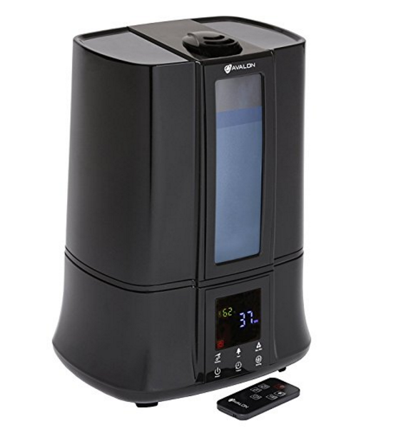 Avalon Ultrasonic Warm/Cool Mist Digital Humidifier