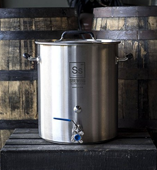 SS Brewing Technologies 10 Gal Brew Kettle