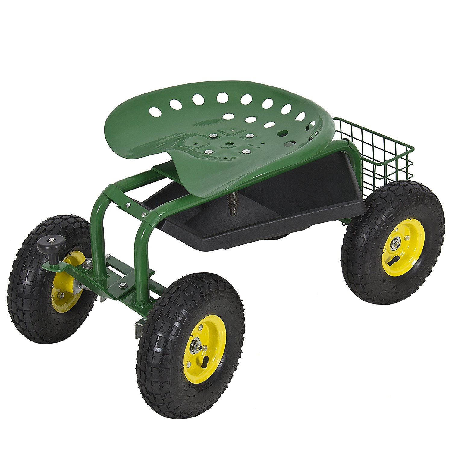 Best Choice Products Rolling Cart