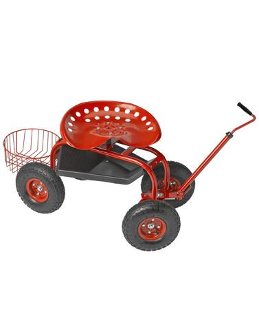 Gardeners Supply Company Tractor Scoot