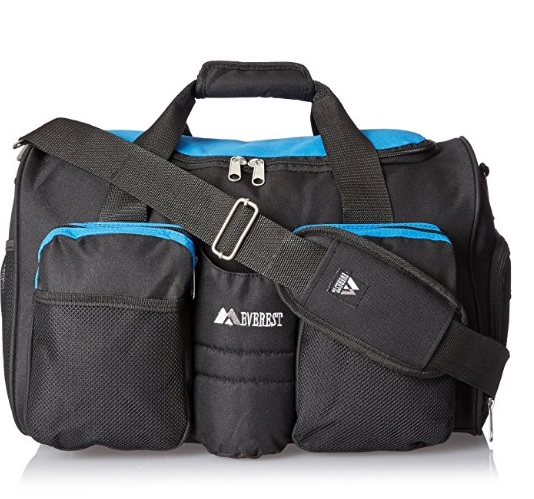 Everest Sports Duffel with Pocket