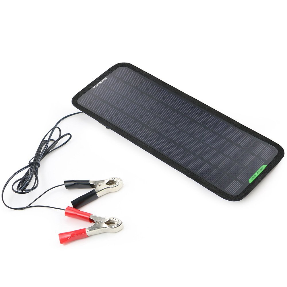 ALLPOWERS Solar Car Battery Charger