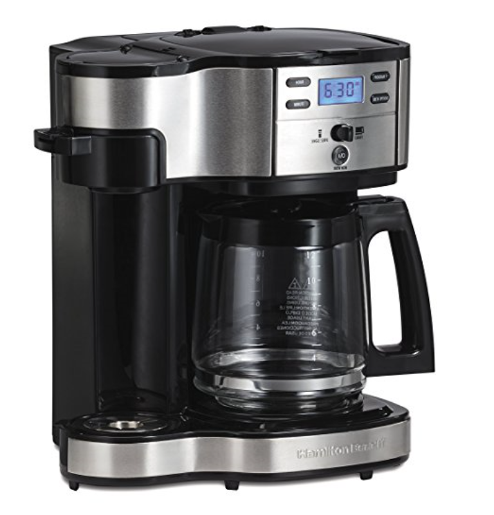 Hamilton Beach 2-Way Coffee Brewer
