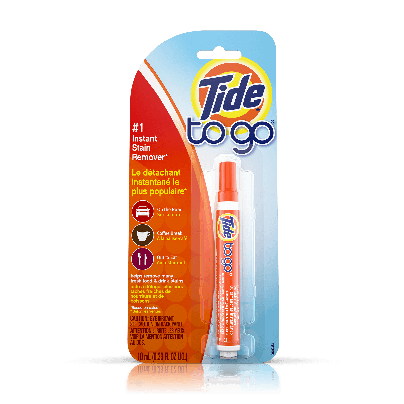 Tide to Go Instant Stain Remover