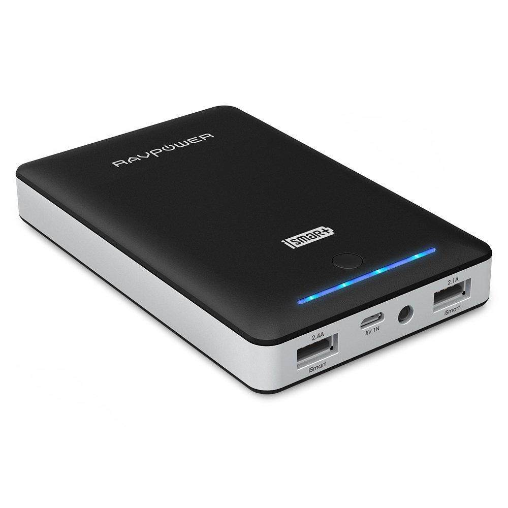 RAVPower Deluxe Portable Charger