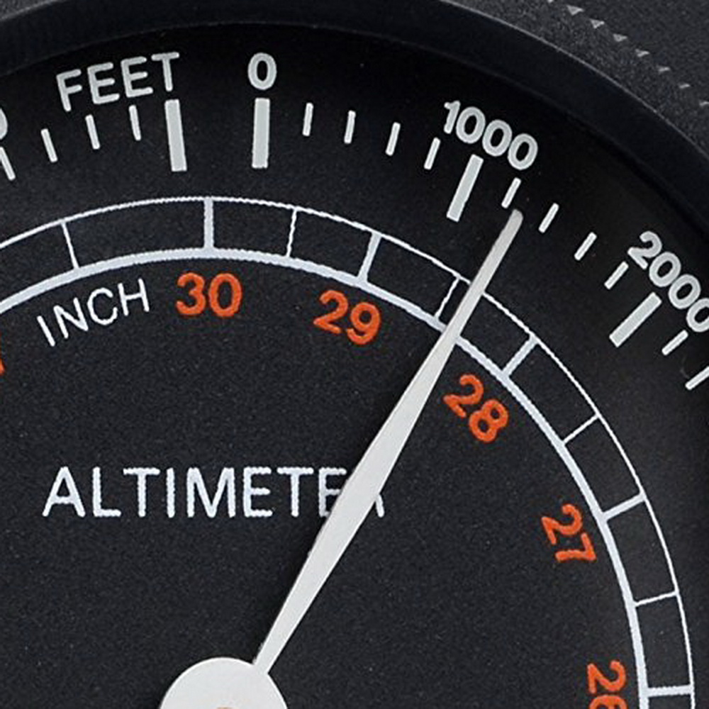 Swift Optical Three-In-One Altimeter/Barometer