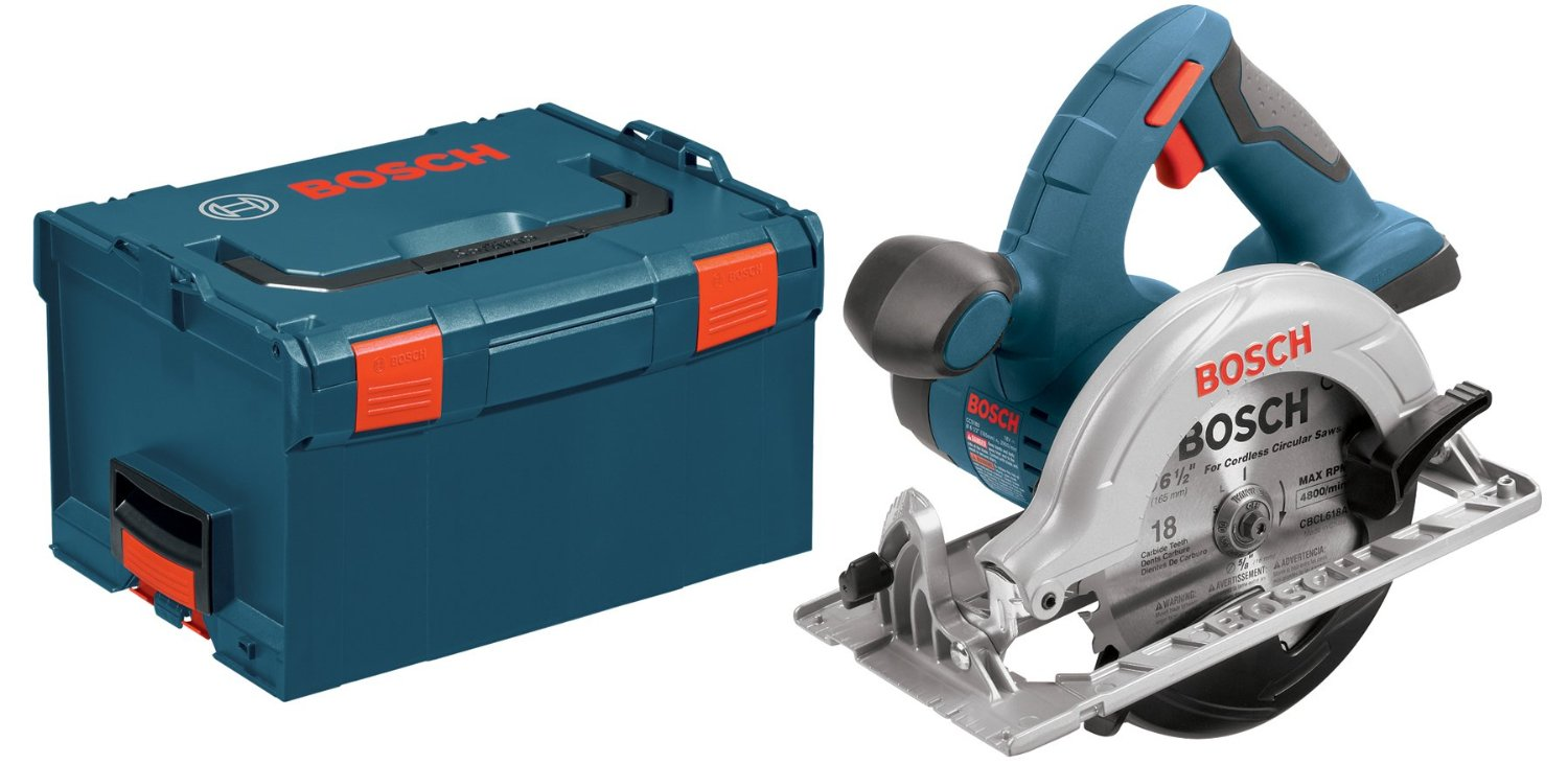 Bosch 18 V 6-1/2 In. Circular Saw