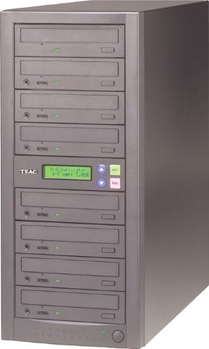 Tascam 1X7 DVD Duplicator with 160G HDD