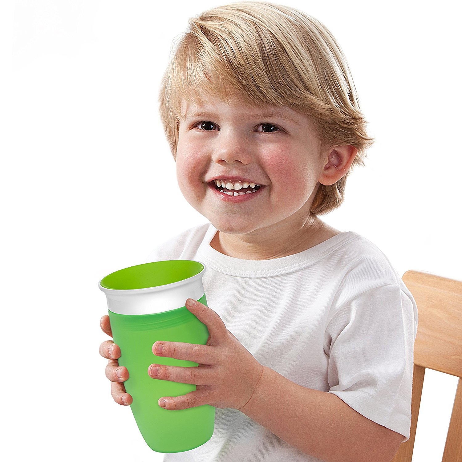 Munchkin Miracle® 360° Spoutless Sippy Cup