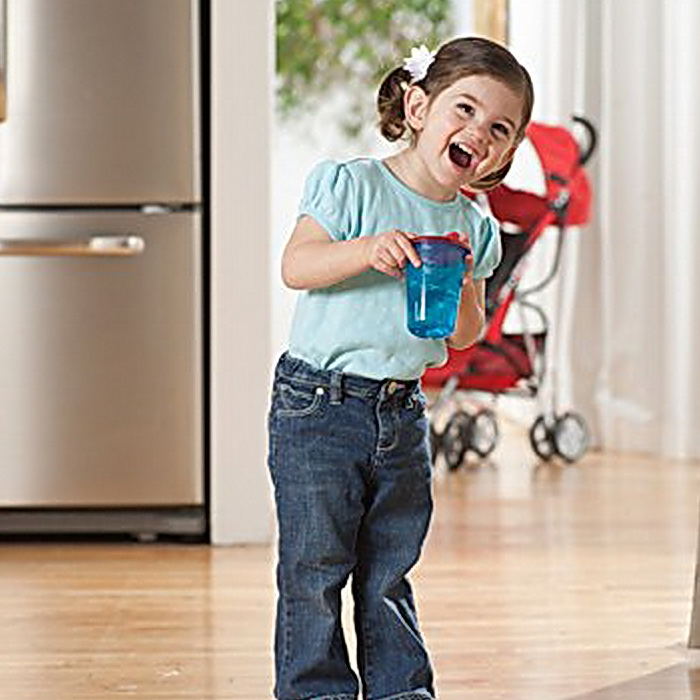The First Years Take & Toss Sippy Cups - 4 Pack