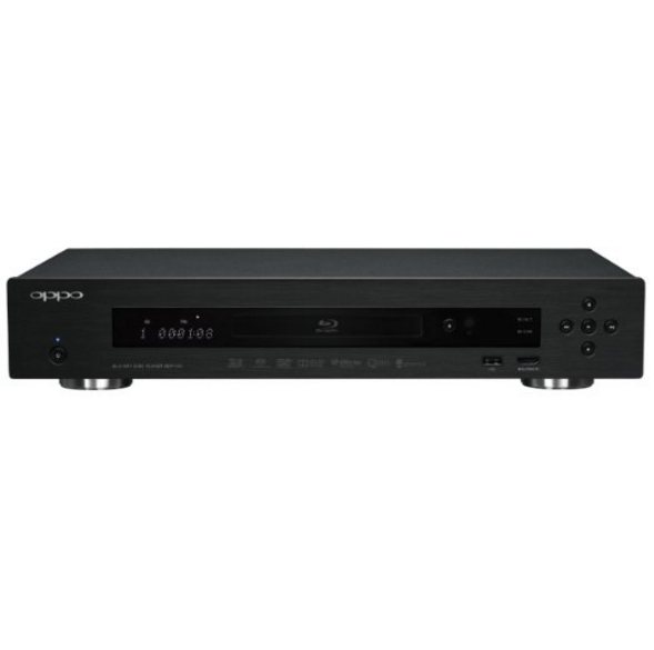 OPPO Digital Universal 3D Blu Ray Player