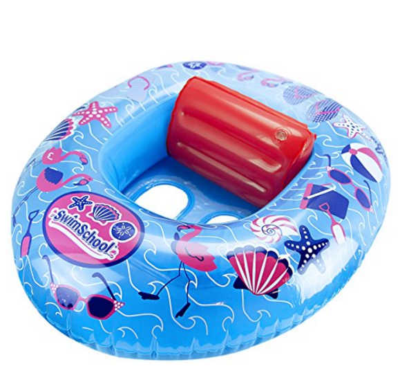 Swim School Confidence Building System Baby Float