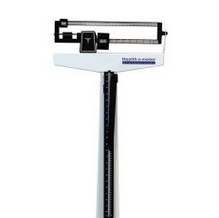 HealthOMeter Dual-Reading Beam Scale